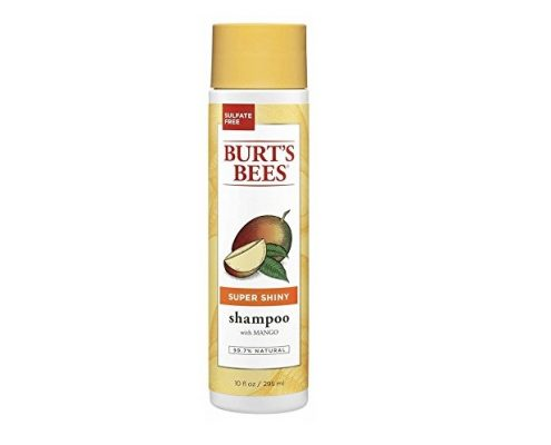 Phthalate free Burts Bees shampoo