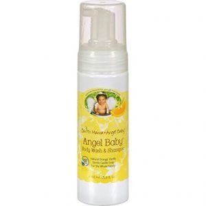 Earth Mama-Angel Baby Body Wash & Shampoo