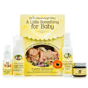 Phthalate free baby kit