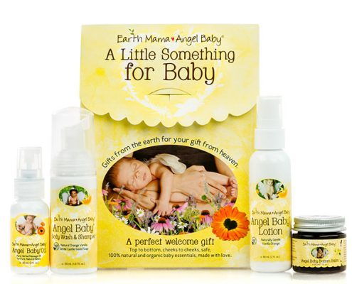 Phthalate free baby kit