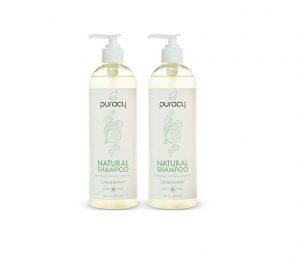 Puracy phthalate free shampoo