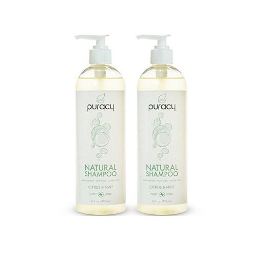 Puracy phthalate and sulfate free shampoo