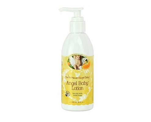 Phthalate free baby lotion