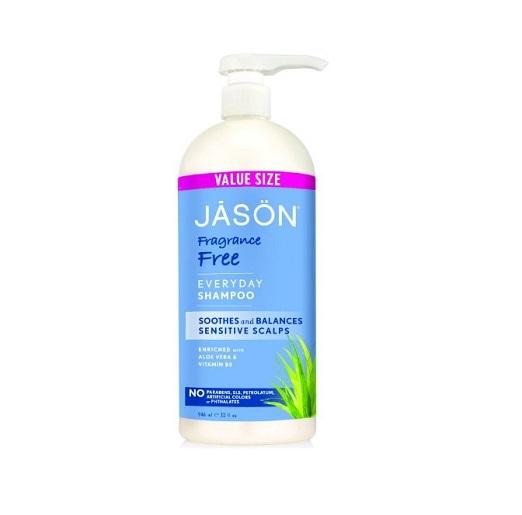 Jason phthalate free shampoo