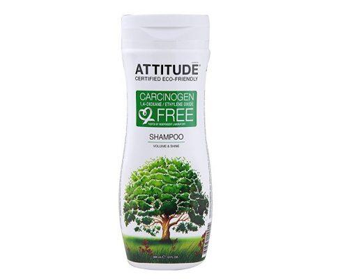 Attitude EWG verified shampoo