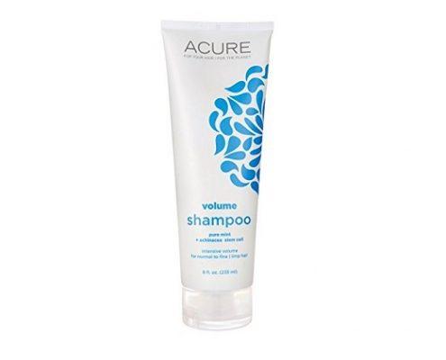 Acure Organics, Shampoo, Pure Mint + Echinacea Stem Cell, 8 fl oz