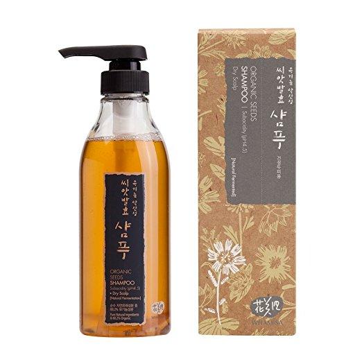 EWG verified shampoo by Whamisa