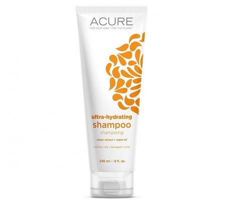 Acure phthalate free shampoo
